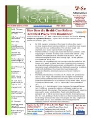 How Does the Health Care Reform Act Effect ... - Side Street Shop