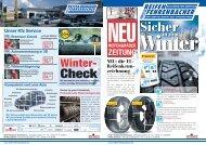 Winter - Reifen Fehrenbacher Waldshut