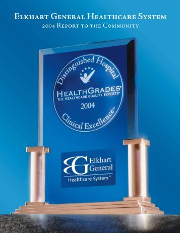 Elkhart General Healthcare System - Elkhart General Hospital