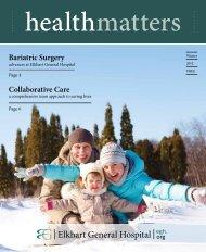 Collaborative Care Bariatric Surgery - Elkhart General Hospital