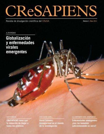 Globalización y enfermedades virales emergentes - Centre de ...