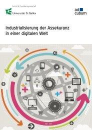 industrialisierung der assekuranz in einer digitalen welt_final