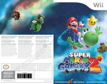 Download Manual (PDF) - Nintendo