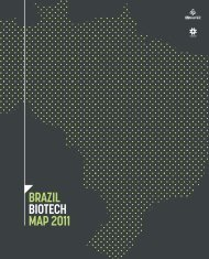 Brazil Biotech Map 2011 teaM - Cebrap