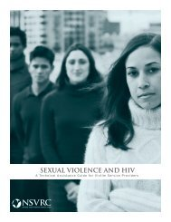 A Technical Assistance Guide for Victim Service Providers