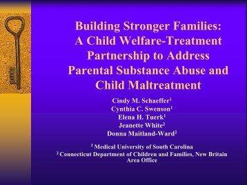 Building Stronger Families - Pal-Tech
