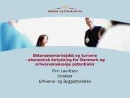 økonomisk betydning for Danmark og