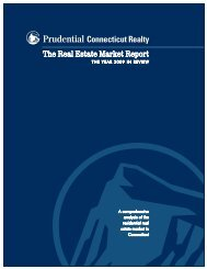 The Real Estate Market Report - Prudential CT