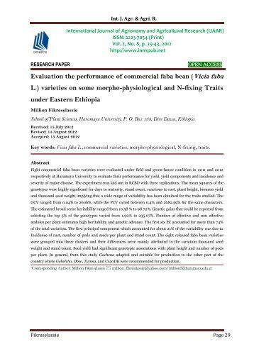 evaluation of some late varieties Fulltext - evaluation of early, mid and late varieties for apple growing areas of   the domesticated apple derived from complex hybrids of several wild species.