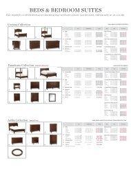 Beds & Bedroom suites