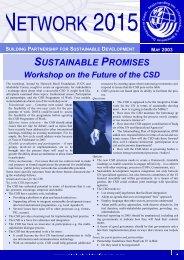 Issue IV.pdf - Earth Summit 2002