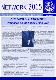 Issue IV.pdf - Earth Summit 2002