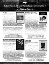 legenda studies in comparative literature - Oxbow Books