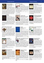 Summer Bargain Catalogue - Oxbow Books