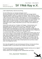 Kayinside - SV Kay - BSC Surheim - Seite 3