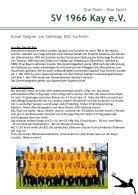 Kayinside - SV Kay - BSC Surheim - Seite 5