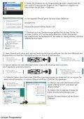 Unicam Programmer - Seite 4