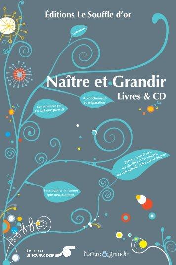 Naître et Grandir - Le Souffle d'Or
