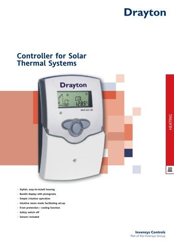 Wiring schematic note controller for solar thermal systems drayton controls asfbconference2016 Image collections