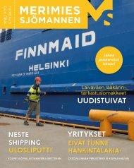 Merimies-Sjömannen - Suomen Merimies-Unioni