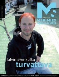 Talvimerenkulku - Suomen Merimies-Unioni