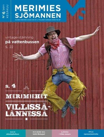 M/s Bore Sea - Suomen Merimies-Unioni