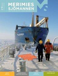 jäämeren - Suomen Merimies-Unioni