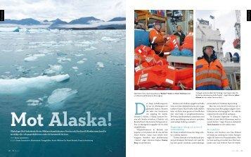 Bogsering av isberg och seismisk undersökning Ett enkelt liv