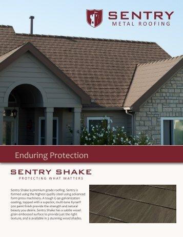 Sentry Shake Brochure 8 - Best Buy Metals
