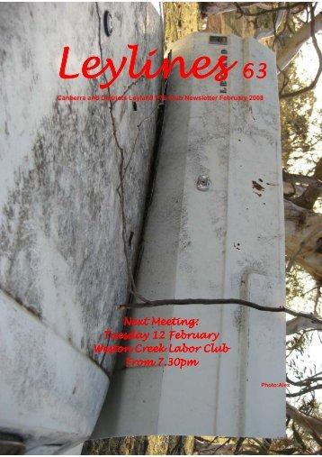 Leylines 63 Feb 08 - National Leyland P76