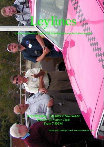 Leylines # 88 - National Leyland P76