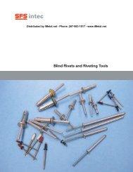 Blind Rivets and Riveting Tools - iMetal.net