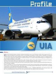 Ukraine International Airlines is Ukraine's ... - Air Transport News