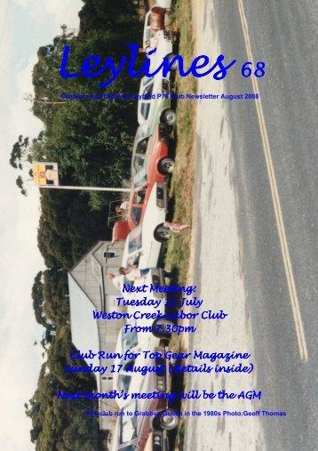 Leylines 68 August 08 - National Leyland P76