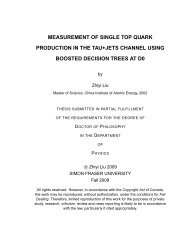 measurement of single top quark production in the tau+ ... - Fermilab