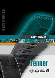 Belt Drives - Fenner® Power Transmission
