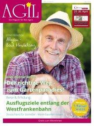 AGIL - DasMagazin April 2015