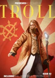 TROLL Magazine Issue II (April 2015)