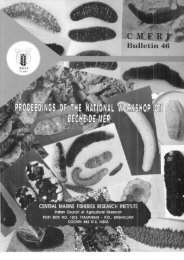 C M F R y s - Eprints@CMFRI - Central Marine Fisheries Research ...