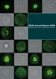 RCAI Annual Report 2005