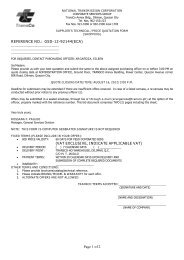 Page 1 of 2 REFERENCE NO.: GSD-12-92144(ECA) (VAT ... - Transco