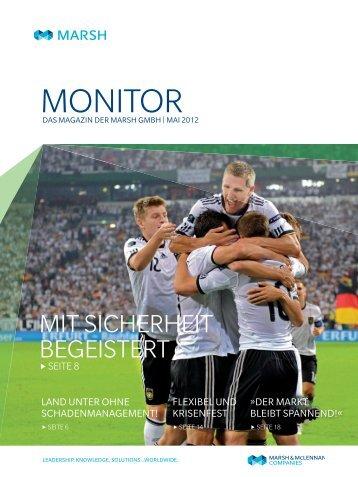 Monitor Ausgabe Mai 2012 - Marsh