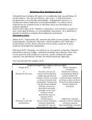 Diretrizes Para Abordagem da ICC A Insuficiência Cardíaca (IC ...