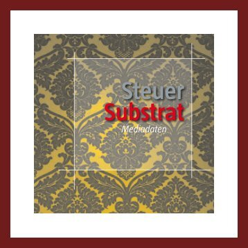 Steuer Substrat - FinComm