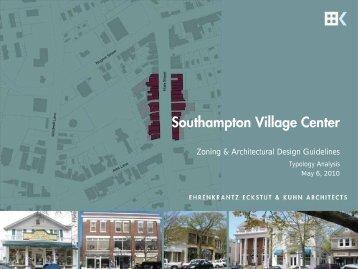 Southampton Village Center