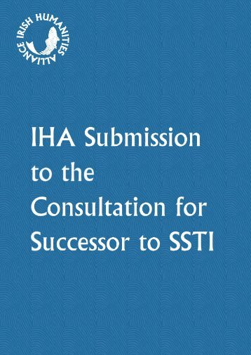 IHA-Submission-on-Successor-to-SSTI