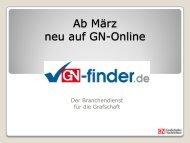 Neu bei Gn-Online