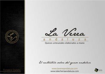 Catálogo La Verea Andaluza