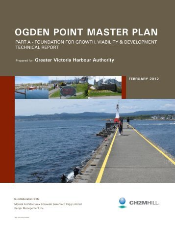 Part A - Greater Victoria Harbour Authority