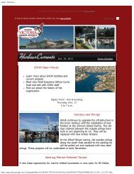 email : Webview - Greater Victoria Harbour Authority
